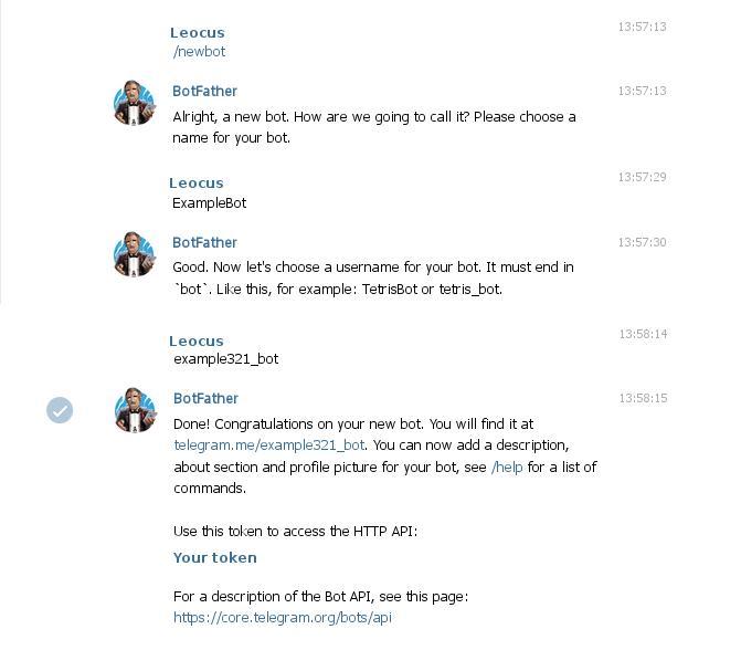 Telegram Bot Utilities – Java Library
